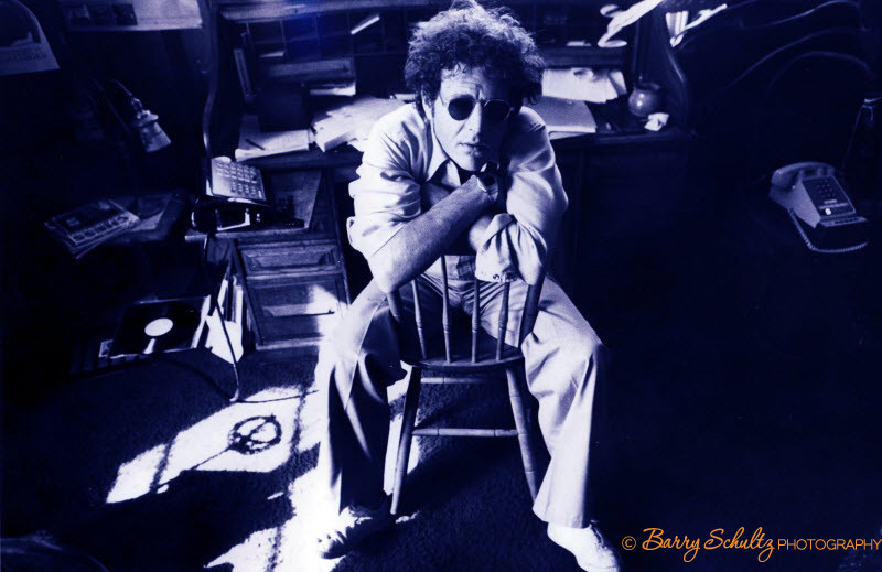 David Blue - Outlaw Man / Troubadour Song