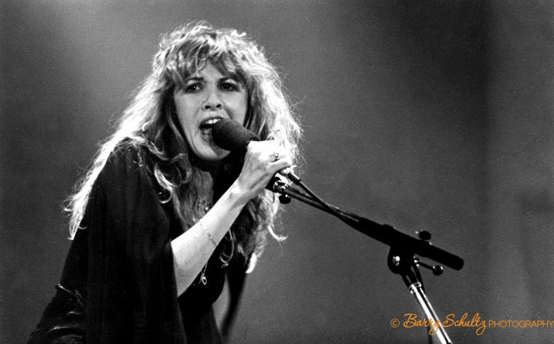 Fleetwood Mac concert Amsterdam, Holland. Jaap EdenHall April 13, 1977