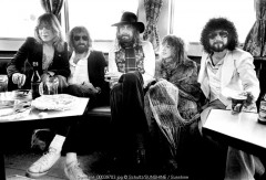 fleetwood mac, barry schultz, mick, mcvie, john, christine, lindsey buckingham, stevie nicks, legend, classic, old school cool, netherlands, amsterdam, rotterdam, rumours, 70s, 80s, candid, live