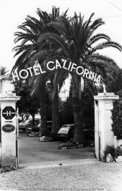 the eagles, barry schultz, hotel california, retro, old school cool