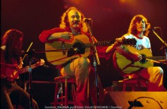 crosby, stills, nash, young, barry schultz, netherlands, amsterdam, live, posed, byrds, hollies, buffalo springfield, woodstock, 1976