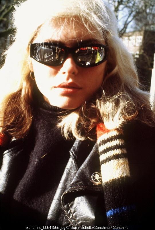 Debbie Harry, Blondie, retro, Holland, Amsterdam, candid