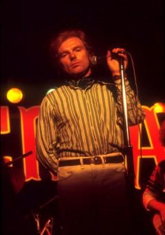 Van Morrison, Dr John, The Night Tripper, Carre, Amsterdam, Netherlands, holland, 1977