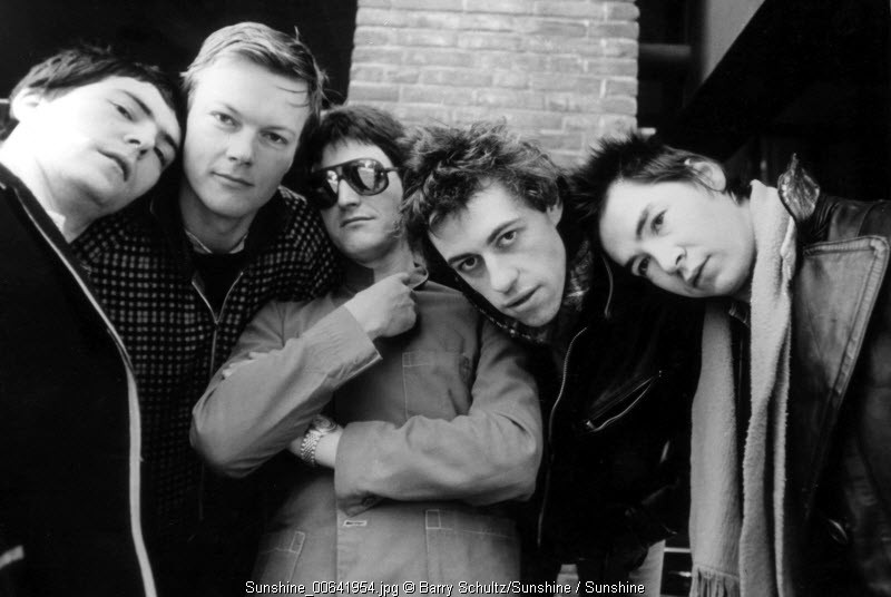 boomtown rats, barry schultz, bob geldof, fingers, cott, rock, netherlands, holland, 70s, 80s,