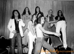 the runaways, barry schultz, cherry bomb, hollywood, queens of noise, rock & roll, japan, robert plant, joan jett, sandy west, cherie currie, jackie fox, vicki blue, lita ford