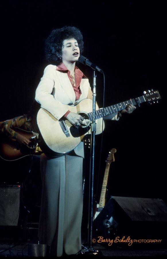 JANIS IAN, Live, concert, Holland, 1975