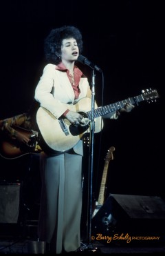 JANIS IAN, Live, concert, Holland, 1975