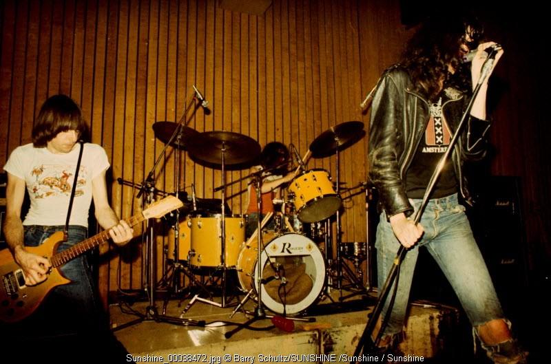 blitzkrieg bop, i wanna be sedated, poison heart, i wanna be your boyfriend, sheena is a punk rocker, rockaway beach, rock n roll high school