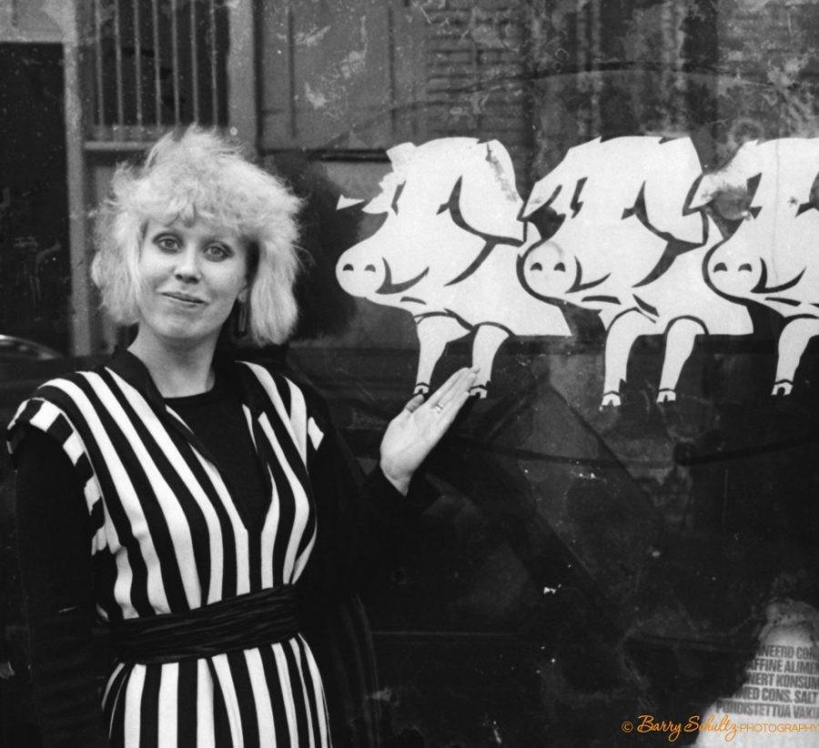 Hazel oconnor, barry schultz, amsterdam, netherlands, posed, eighth day, d-days, will you, vegetarian
