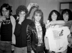 patti smith, barry schultz, live, posed, backstage, because the night, up there down there, e-bow the letter, hey joy, piss factory, punk, poet laureate, art rock