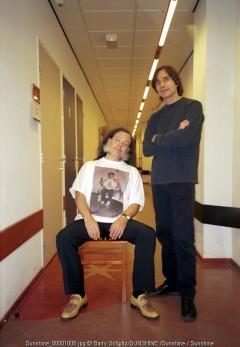 jackson browne, barry schultz, david lindley, now, old, color, guitar, backstage, amsterdam