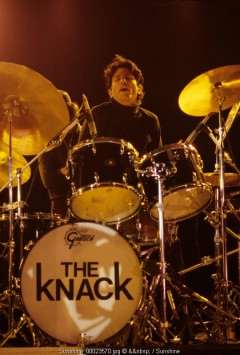the knack, barry schultz, my sharona, count down, netherlands, bruce gary, live, posed