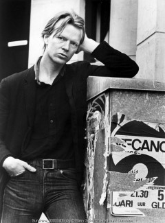 jim carroll, barry schultz, basketball diaries, author, punk, poet, amsterdam, holland, netherlands, new york