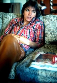 david cassidy, barry schultz, LA, 70s, home, 74, 75, The Partridge Family