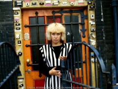 Hazel oconnor, barry schultz, amsterdam, netherlands, posed, eighth day, d-days, will you, vegetarian