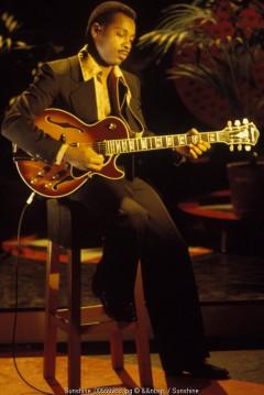 george benson, guitar, barry schultz, live, wes montgomery, django reinhardt