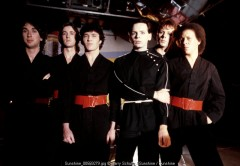 gary numan, barry schultz, tubeway army, cars, are friends electric, my machines, battles, nin, posed