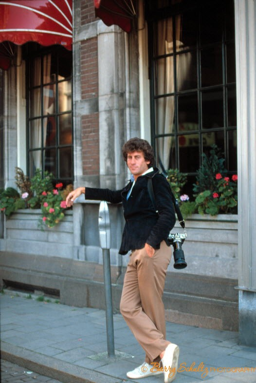 paul michael glaser, barry schultz, posed, netherlands, amsterdam, starky & hutch, david starsky, third watch, captain jack, captain jack steeper, actor, director