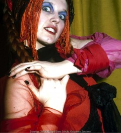 lene lovich, barry schultz, lucky number, flex music