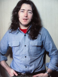 rory gallagher, barry schultz, taste, stratocaster, live, posed, js berlin legend, what's going on, sugar mama