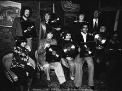 chicago, barry schultz, amsterdam, 70s, holland, netherlands, beach boys, doobie brothers, earth, wind, fire, live