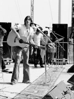 Jackson Browne, Barry Schultz, LA, Los Angeles, Anaheim, 1975, eagles, 70s, stadium