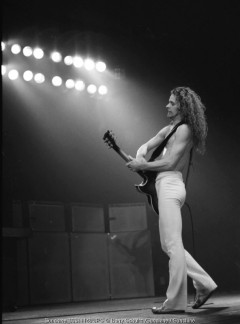 ted nugent, barry schultz, amsterdam, holland, 1979, 70s, jaap eden haal, classic rock photography, rock photographer, iconic rock and roll, fine art, print photography live, guitar, hair