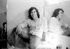 emmylou harris, barry schultz, 70s, netherlands, amserdam, LA, neil young, dolly, ronstadt, country, candid, husband