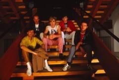 frank boeijen group, barry schultz, dutch, singer, guitarist, netherlands, edison award, posed, amsterdam, netherlands, holland