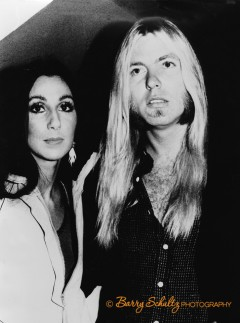 gregg allman, cher, barry schultz, whipping post, melissa, midnight rider, bang bang, i got you babe