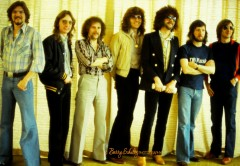 elo, barry schultz, posed, evil woman, mr blue sky, xanadu, don't bring me down, turn to stone