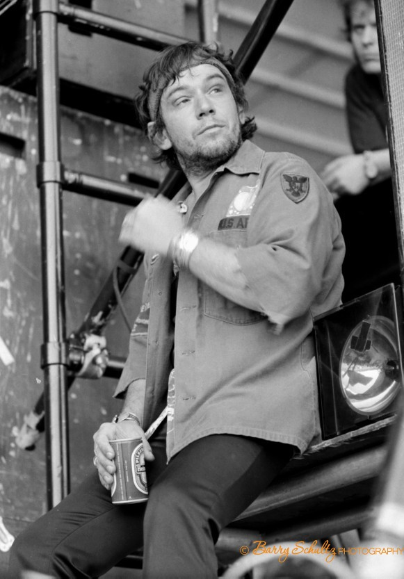 eric burdon, the animals, war, barry schultz, classic rock photography, rock photographer, iconic rock and roll, fine art, print photography, the house of the rising sun, sky pilot, monterey, don't bring me down, we gotta get out this place, low rider, why can't we be friends