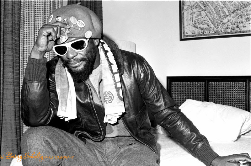 GEORGE CLINTON - FUNKADELIC By Barry Schultz