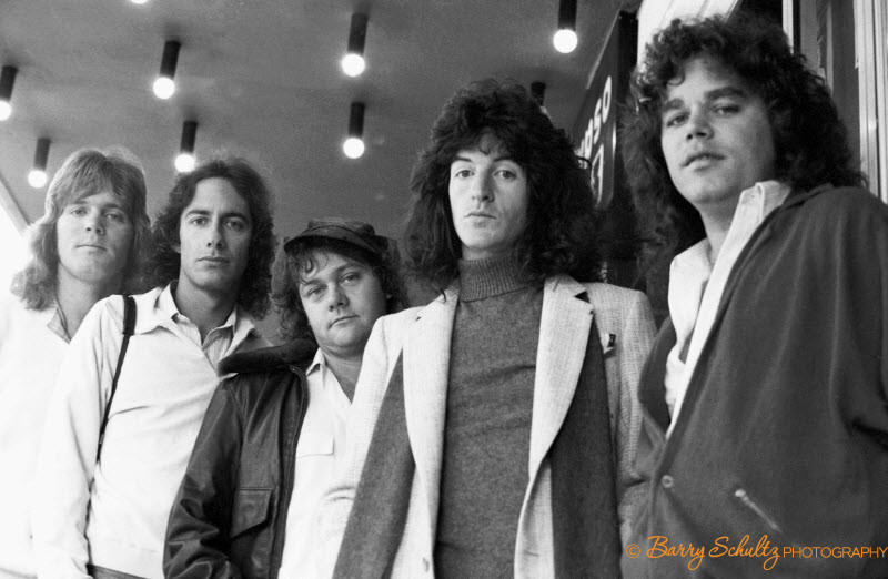 REO SPEEDWAGON      By Barry Schultz