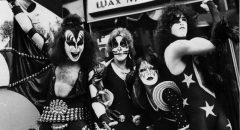 kiss, barry schultz, hollywood, starchild, demon, spaceman, space ace, catman, 1976