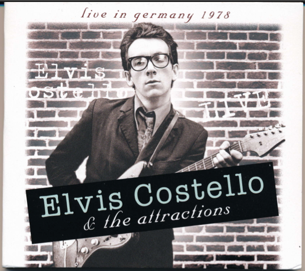 Elvis Costello CD Artwork Elian