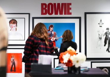 david bowie, morrison, exhibit, gallery
