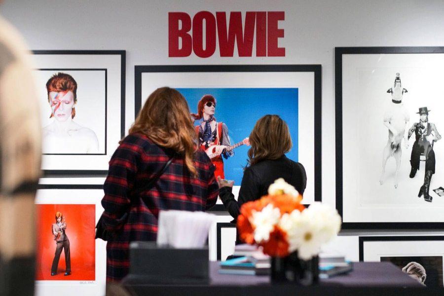 david bowie, morrison, exhibit, gallery